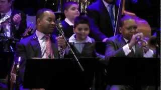 Second Line at Dizzy's Club - Wynton Marsalis Tentet with Vince Giordano