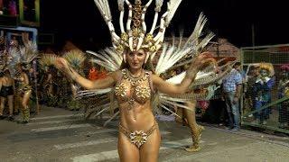 Otra jornada de fiesta en el Carnaval de Gualeguaychú
