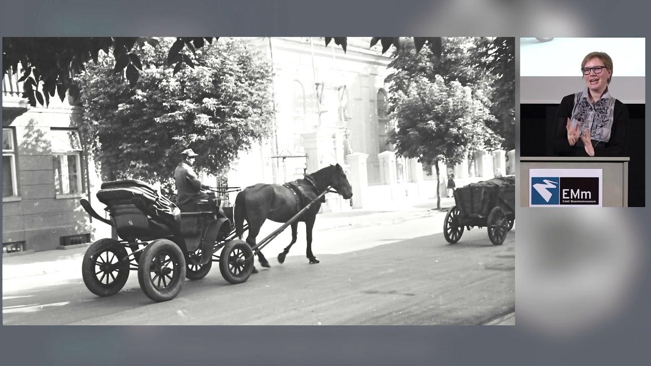 Veeremisi: ratastel ja rehvidel 1930. aastate Eesti teedel. Annika Kupits