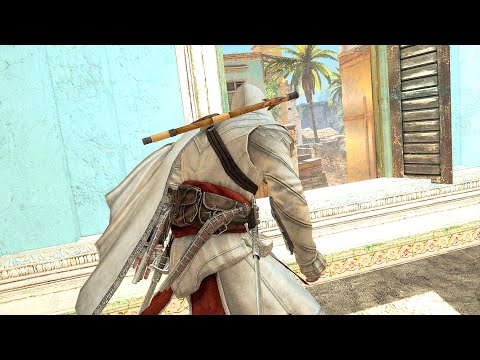 Assassin's Creed 4 Black Flag Parkour with Ezio`s Outfit PC Ultra Settings |