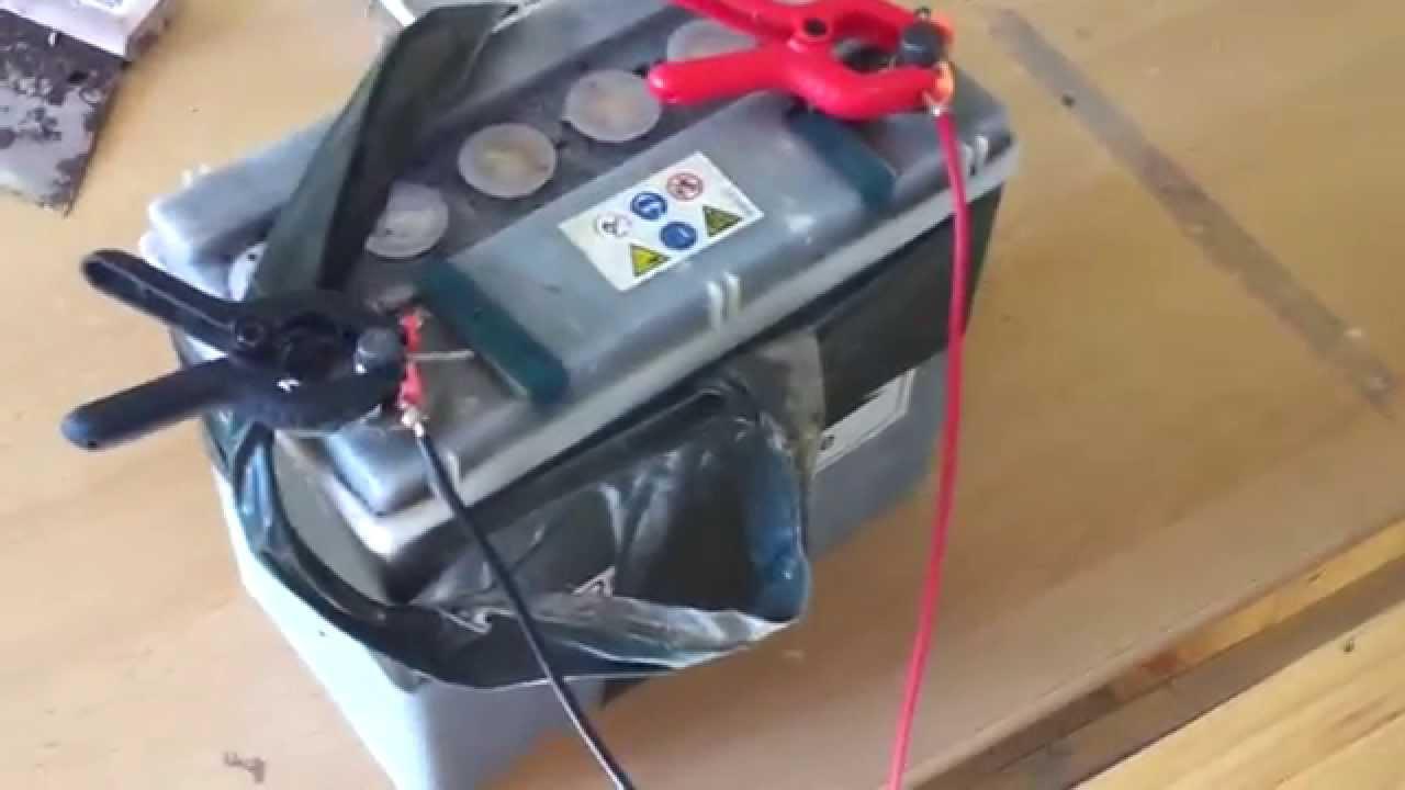 Akkuschrauber Mit 12v Autobatterie Betreiben Youtube