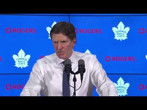 Maple Leafs Post-Game: Mike Babcock - December 6, 2017