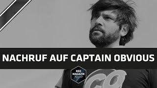Nachruf auf Captain Obvious | Neo Magazin Royale mit Jan Böhmermann - ZDFneo