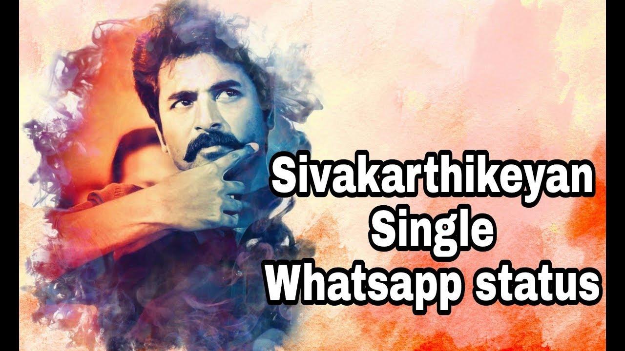 Sivakarthikeyan Single Whatsapp Status  | New 2018 | SK Entertainment