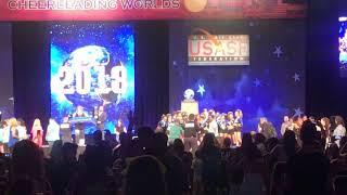 Smoed Winning Worlds 2018 (California Allstars)