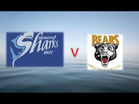 shevy sharks v west bank