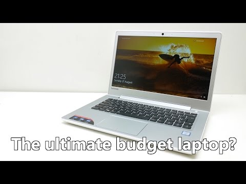 Lenovo Ideapad 510S review - 14in, cheap and excellent