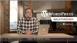 wordpress walkthrough series 2 of 10 login admin area