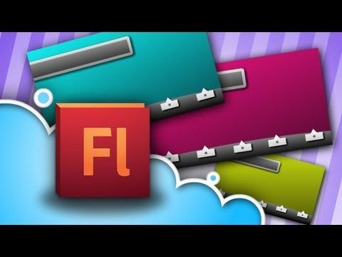 Adobe Flash Como Crear Un Catalogo As2 Para Paginas Web Youtube