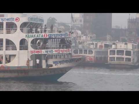 MV Kuakata 1 Dhaka To Patuakhali Nice Buti Ship Launch HD Video 78