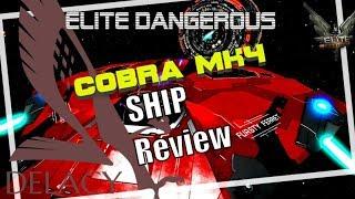 Elite: Dangerous Cobra Mk4 Review Any good?