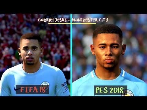 FIFA 18 Vs