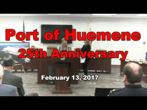 170213 Port of Hueneme 25th Anniversary