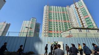 '철근 없는' 모아미래도 아파트 부실시공…