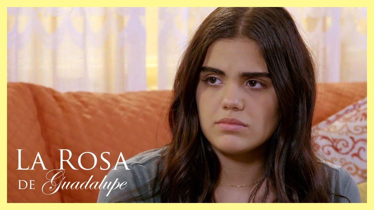 ¡Luisa está decidida a dejar de fumar! | La vida se respira | La Rosa de Guadalupe