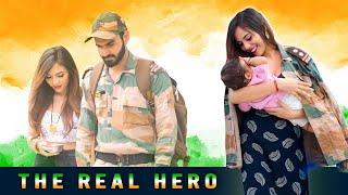 The Real Hero | Indian Army | Ahana Goyal