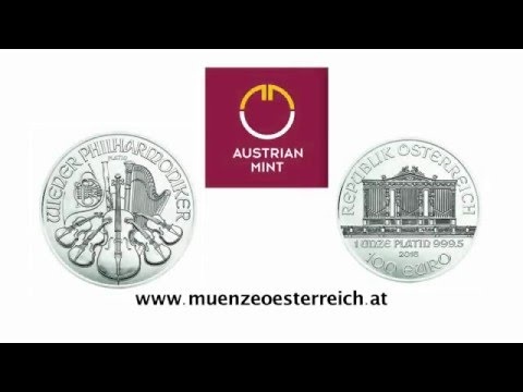 CoinTelevision: Austrian Mint Reports on Bullion Philharmonic Sales 2016.