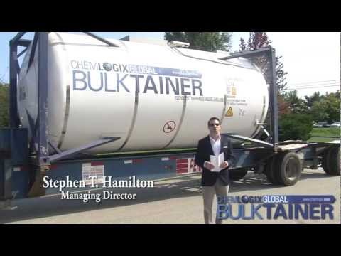 BulkTainer ISO tanks
