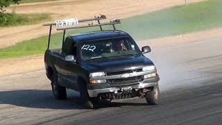 Chevy Silverado 2500hd 6.0 Work Truck DRIFTING