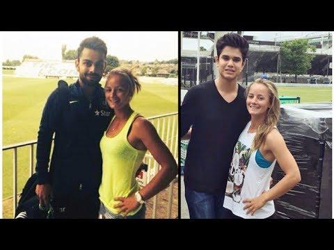 विराट से शादी करना चाहती थी ये इंग्लिश क्रिकेटर, सचिन के बेटे की है खास दोस्त, Love With Virat Kohli
