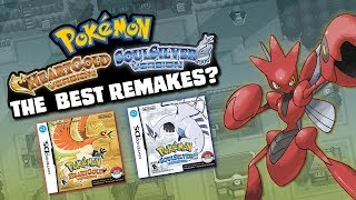 POKEMON HEARTGOLD & SOULSILVER: THE REMAKES EVERYONE WANTED