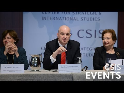 Formulating a New Foreign Policy Approach toward Russia: Opening Keynote and Panel 1