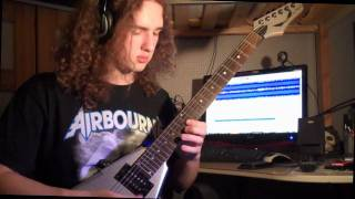 Guitar Cover - Clouds Over California - Devildriver