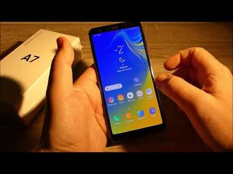 Samsung Galaxy A7. Raczej na plus...