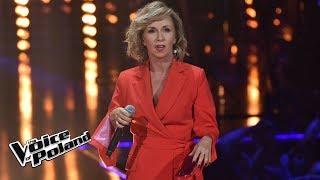 "Aga Dębowska - ""Możesz"" - Live 3 - The Voice of Poland 8"