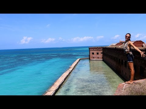 38] A Civil War Fort in the Middle of the Ocean | Abandon Comfort – Sailing The World