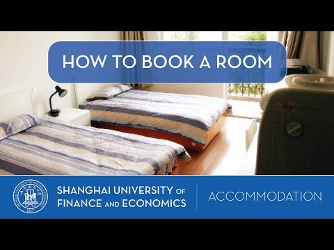 Accommodation Guide - Shanghai University of Finance and Economics