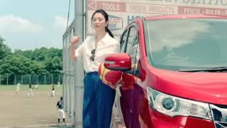 三菱自動車 eKワゴン「息子とデート」井川遥