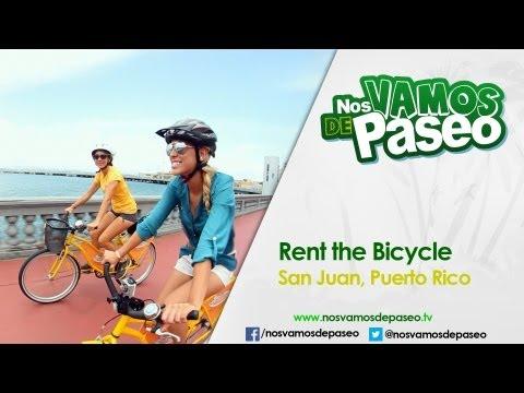 Rent The Bicycle, San Juan