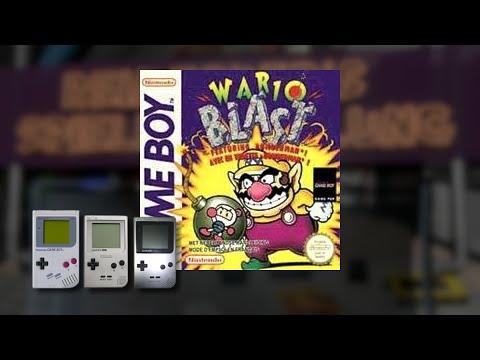 Gameplay : Wario Blast [Gameboy]