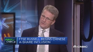 China is too big to ignore and will dominate emerging markets, FTSE analyst says | Squawk Box Europe