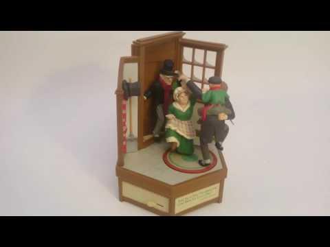 Charles Dickens, A Christmas Carol, music box