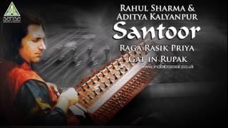 Rahul Sharma & Aditya Kalyanpur |  Raag Rasik Priya: Gat in Rupak | Live at Saptak Festival