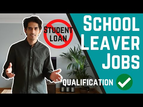 Finance school leaver jobs | Apprenticeships & school leaver