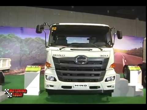 HINO Motors PH Launches New Euro 4-Powered Fleet   Industry News