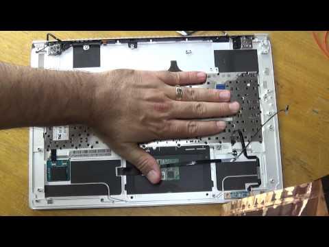 Acer Aspire S7 Ultrabook Teardown (MEHS) Episode 4