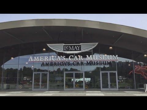Quick trip around the LeMay Auto Museum Tacoma Washington