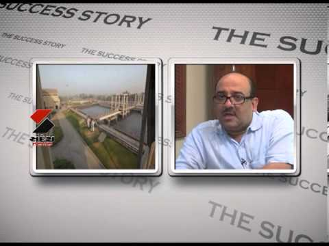 Sandesh News- The Success Story with Mr.Girish Luthra (Chairman, Luthra Industries) Part 3