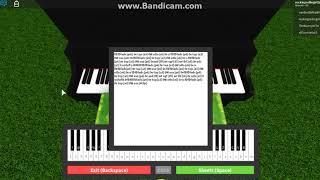 Wie zu spielen Fur Elsie On Piano In Roblox!