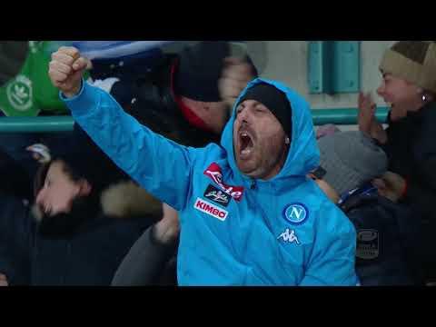 Il gol di Albiol - Napoli - Genoa 1-0 - Giornata 29 - Serie A TIM 2017/18
