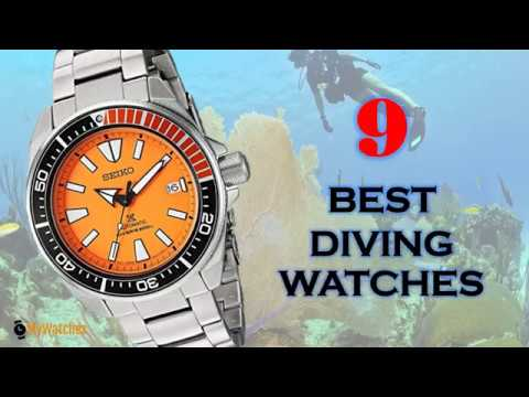 9 Best Diving Watches For Men Beautiful Timepiece And Worth Money