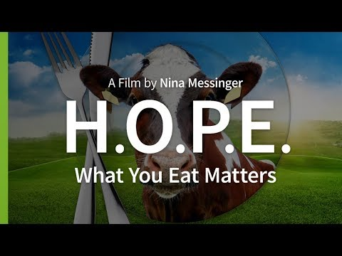 H.O.P.E. What You Eat Matters (2018) - Full Documentary (Sub
