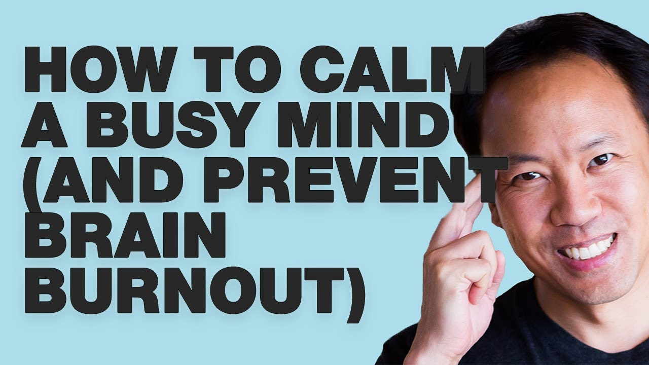 Kwik Brain Episode 22: How To Calm A Busy Mind (And Prevent Brain Burnout) with Julia Funt