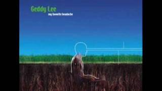 Geddy lee track 8. Home on the Strange