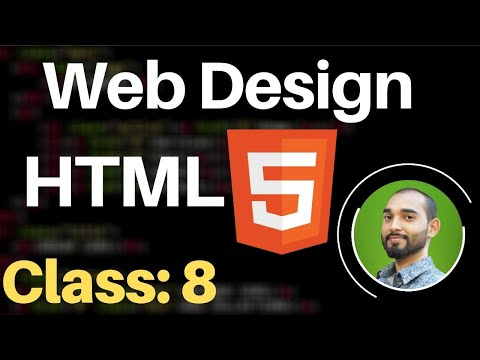 Make The Webpage Nice | HTML Tutorial For Beginners