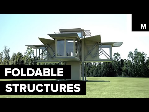Foldable structures